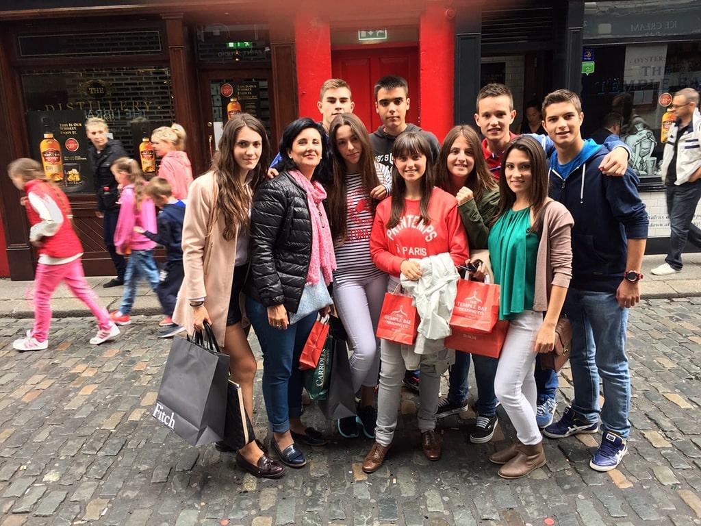 Curso de verano en Dublín para adolescentes mayores de 16 años 16