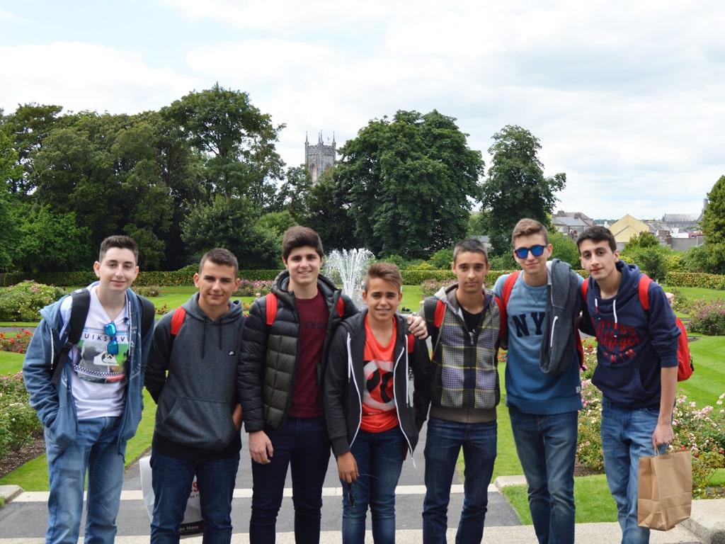 Curso de verano en Dublín para adolescentes mayores de 16 años 17