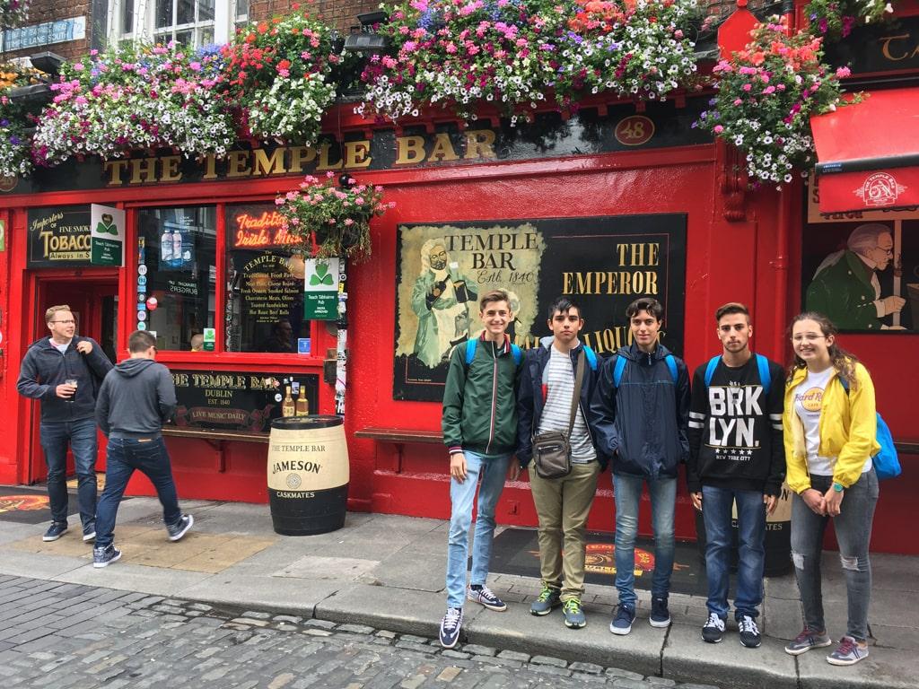 Curso de verano en Dublín para adolescentes mayores de 16 años 3