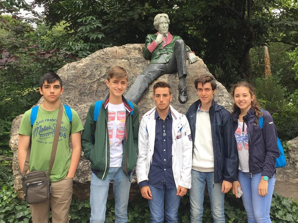 Curso de verano en Dublín para adolescentes mayores de 16 años
