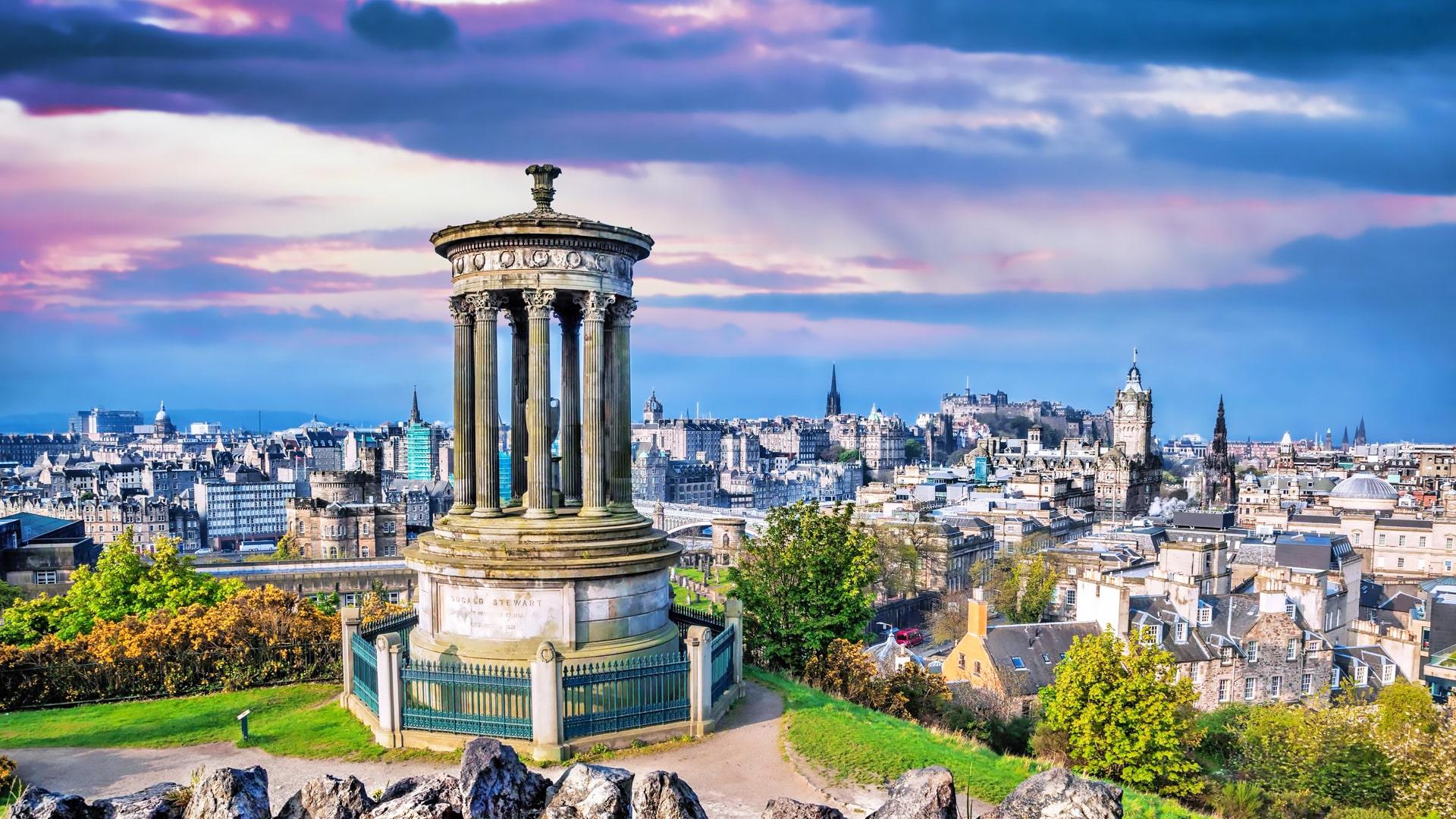 Campamento de verano de inglés en Edimburgo