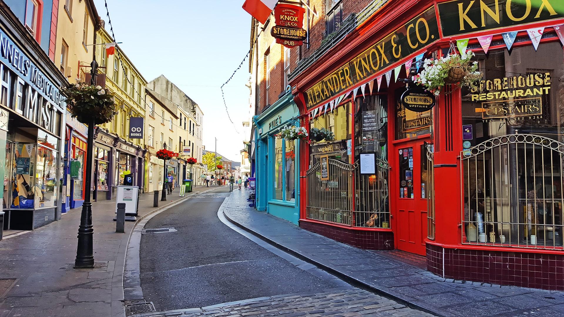 Curso de verano en Ennis (Irlanda) para niños y adolescentes