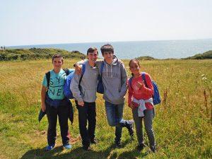 Curso de verano 4 to 1 de inglés en Exmouth 14