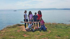 Curso de verano 4 to 1 de inglés en Exmouth 16