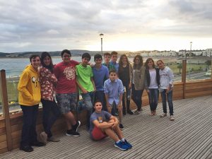 Curso de verano 4 to 1 de inglés en Exmouth 19