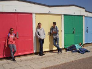 Curso de verano 4 to 1 de inglés en Exmouth 2