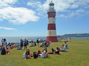 Curso de verano 4 to 1 de inglés en Exmouth 3