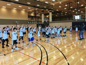 Campamento de inglés y baloncesto Dallas Mavericks 10