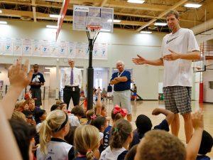 Campamento de inglés y baloncesto Dallas Mavericks 14