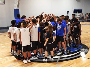 Campamento de inglés y baloncesto Dallas Mavericks 20