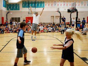 Campamento de inglés y baloncesto Dallas Mavericks 4