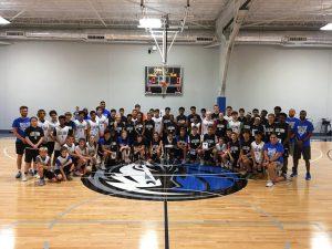 Campamento de inglés y baloncesto Dallas Mavericks 5