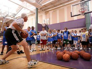 Campamento de inglés y baloncesto Dallas Mavericks 7