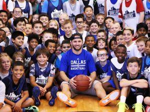 Campamento de inglés y baloncesto Dallas Mavericks 9