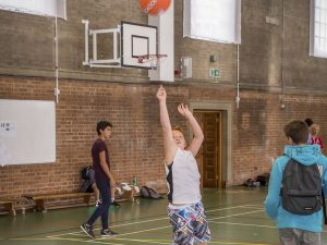 Campamento de inglés y baloncesto en Nueva York 14