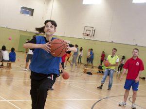 Campamento de inglés y baloncesto en Nueva York 17