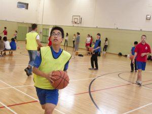 Campamento de inglés y baloncesto en Nueva York 3