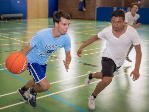 Campamento de inglés y baloncesto en Nueva York 8