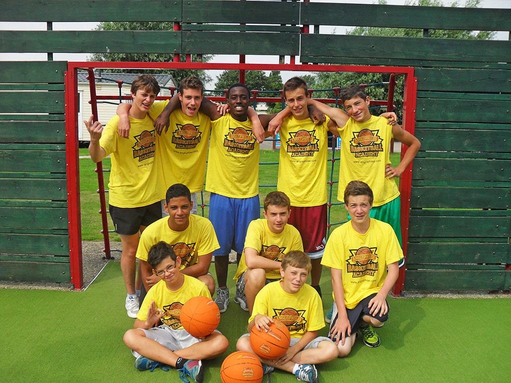 Campamento de verano de inglés y deportes en Inglaterra 1