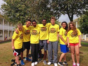 Campamento de verano de inglés y deportes en Inglaterra 10