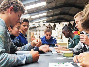 Campamento de verano de inglés y deportes en Inglaterra 13