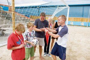 Campamento de verano de inglés y deportes en Inglaterra 3