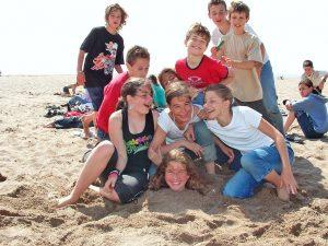 Campamento de verano de inglés y deportes en Inglaterra 8