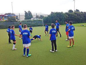 Campamento de verano de inglés y deportes en Inglaterra 9