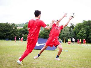 Campamento de verano de inglés y fútbol del Brighton FC 11
