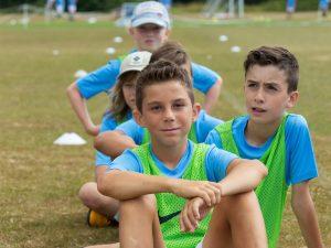 Campamento de verano de inglés y fútbol del Brighton FC 13