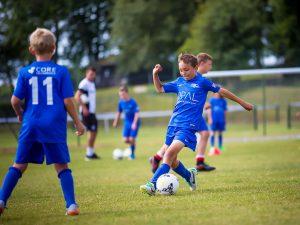 Campamento de verano de inglés y fútbol del Brighton FC 15