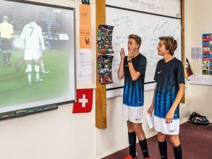 Campamento de verano de inglés y fútbol del Brighton FC 16
