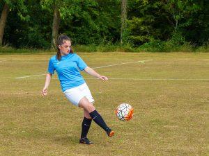 Campamento de verano de inglés y fútbol del Brighton FC 17