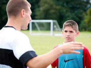 Campamento de verano de inglés y fútbol del Brighton FC 2