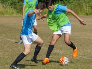 Campamento de verano de inglés y fútbol del Brighton FC 4