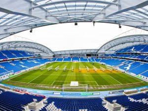 Campamento de verano de inglés y fútbol del Brighton FC 6