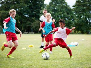 Campamento de verano de inglés y fútbol del Brighton FC 7