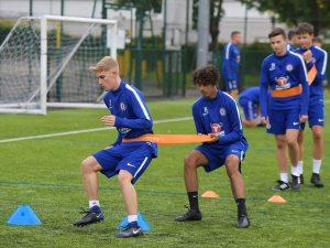 Campamento de verano de inglés y fútbol Chelsea FC 1