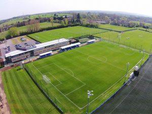 Campamento de verano de inglés y fútbol Chelsea FC 10
