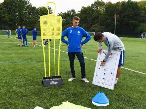Campamento de verano de inglés y fútbol Chelsea FC 14