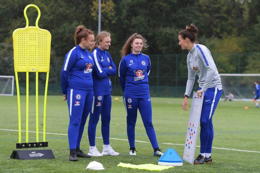 Campamento de verano de inglés y fútbol Chelsea FC 19