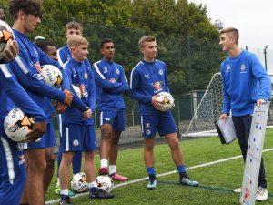 Campamento de verano de inglés y fútbol Chelsea FC 6