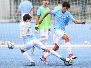 Campamento de verano de inglés y fútbol del Manchester City FC 10