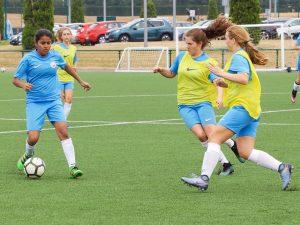 Campamento de verano de inglés y fútbol del Manchester City FC 12