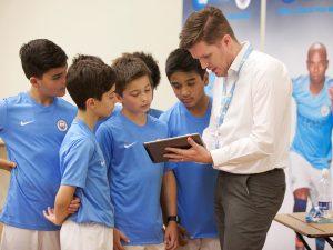 Campamento de verano de inglés y fútbol del Manchester City FC 13