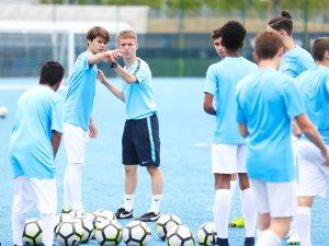 Campamento de verano de inglés y fútbol del Manchester City FC 14