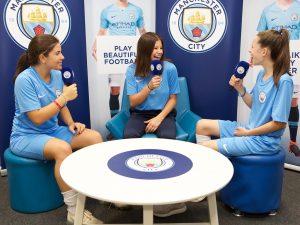 Campamento de verano de inglés y fútbol del Manchester City FC 2