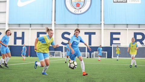 Campamento de verano de inglés y fútbol del Manchester City FC
