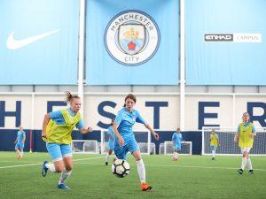 Campamento de verano de inglés y fútbol del Manchester City FC 7