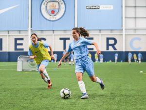 Campamento de verano de inglés y fútbol del Manchester City FC 9